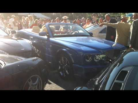 1.1 million dollar car crash in Monaco