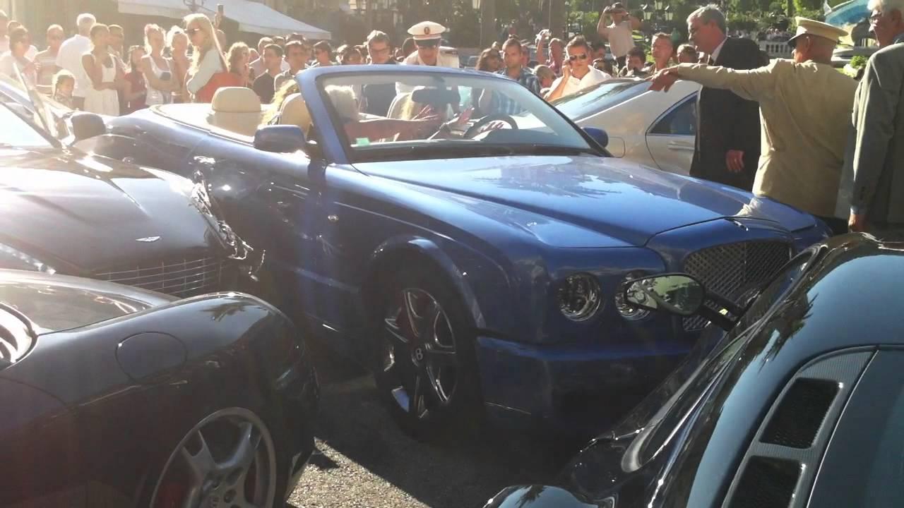 Million Dollar Car Crash