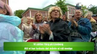 Wilma öppnar Lotta på Liseberg 2016 - Lotta på Liseberg (TV4)