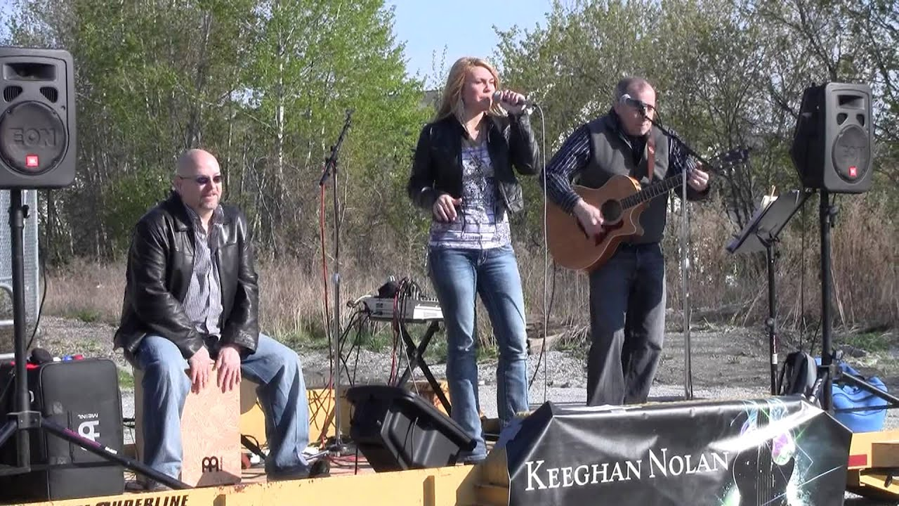 The Keeghan Nolan Band Part Of Down Youtube