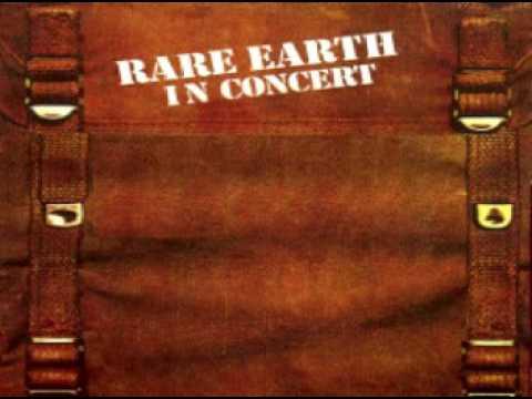 Rare Earth - (I Know) I'm Losing You - (Live)