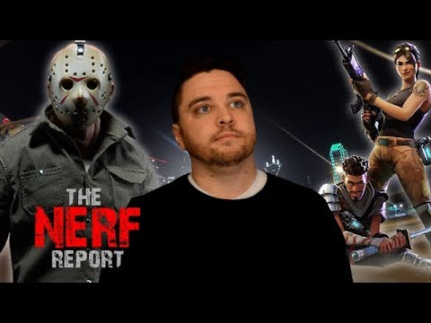 ARK on Nintendo, Friday the 13th Update, and Fortnite Mobile - The Nerf Report Ep. 44
