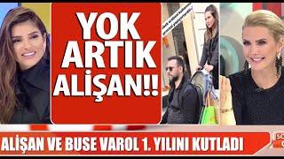 Alişan'dan Buse Varol'a lüks hediye / Ziynet Sali'den Sıla açıklaması