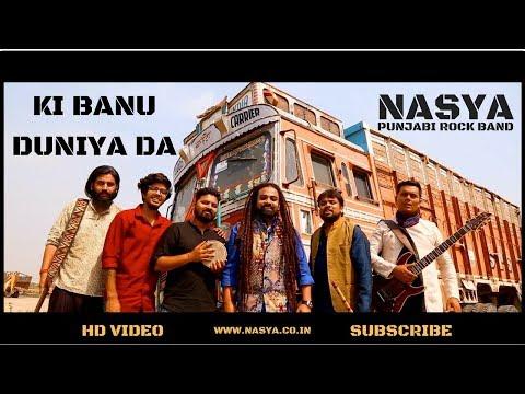 Ki Banu Duniya Da | Rock Cover | Nasya Band | A Tribute To Gurdas Maan Ji | Kunaaal Wason