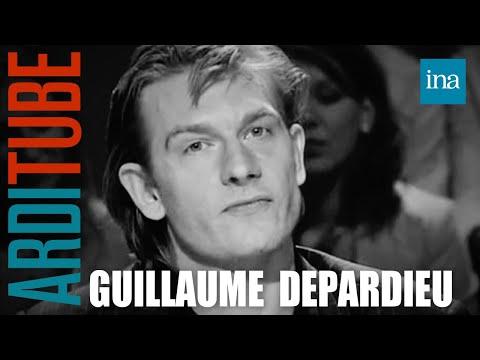 Thierry Ardisson : L'Ardiview de Guillaume Depardieu | Archive INA