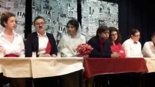 Vladimir Mayakovsky: Klop/The Bedbug - Wedding Scene