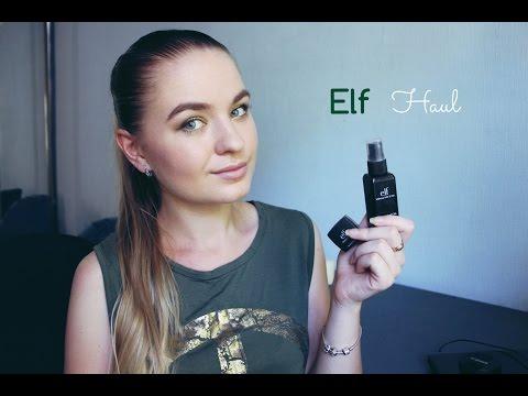 Покупки косметики elf elf haul