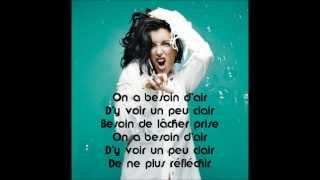 Jenifer - Besoin d'air (Paroles)