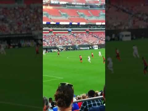 Professinal Soccer Usa V.s Trinidad😲