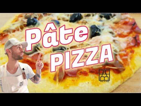 la-pâte-à-pizza