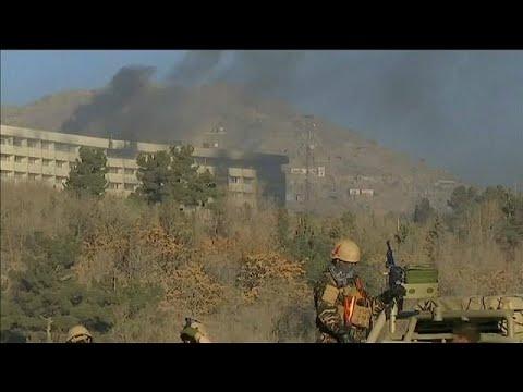 18 قتيلا على الأقل حصيلة هجوم فندق الانتركونتيننتال في كابول  - نشر قبل 3 ساعة
