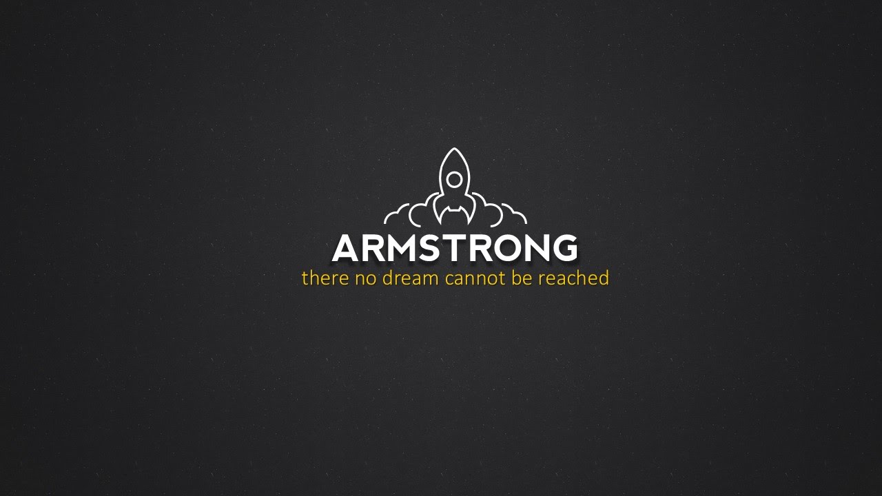 Armstrong outer space powerpoint template demo youtube toneelgroepblik