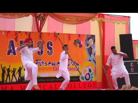Punjabi songs bhangra Medical college kulwinder billa , harjit harmann , ninja song