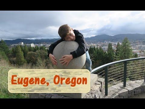 Touring Eugene, Oregon  🚗 | Family Outing