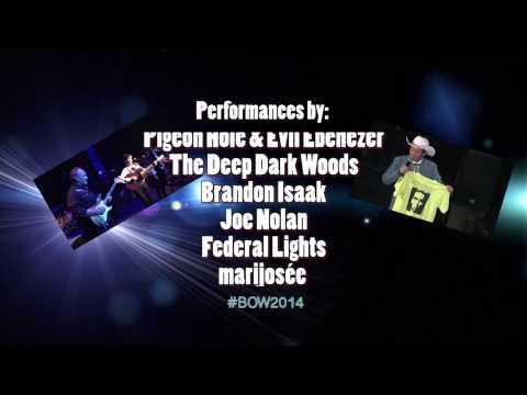 Western Canadian Music Awards Gala 2014