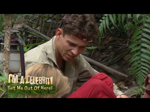 Joey Learns to Tell the Time | I'm A Celebrity...Get Me Out Of Here!