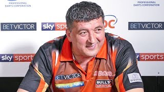 Mensur Suljovic: 'I'm not good enough to win this !' | 11-8 win over Ian White