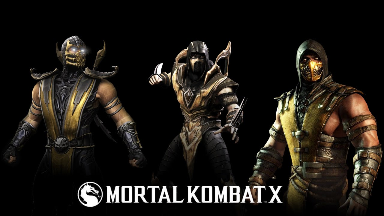 Mortal Kombat X Ps4 Tournament Scorpion Ninjutsu Endless Tower