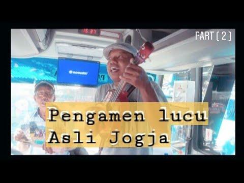 Pengamen Jogja Kreatif dan Lucu Video HD ( 2018 )