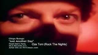 Oingo Boingo - Just Another Day (1986, US # 85) (Enhanced Audio)