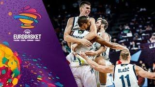 Gambar cover Slovenia v Serbia - Full Game - Final - FIBA EuroBasket 2017