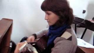 Во время мессы(Щорс, Черниговская область, Украина., 2009-10-25T21:14:14.000Z)
