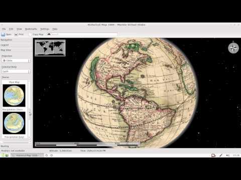 Google Earth Alternative for Linux Mint 14