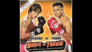 Manny Pacquiao vs. Narongrit Pirang