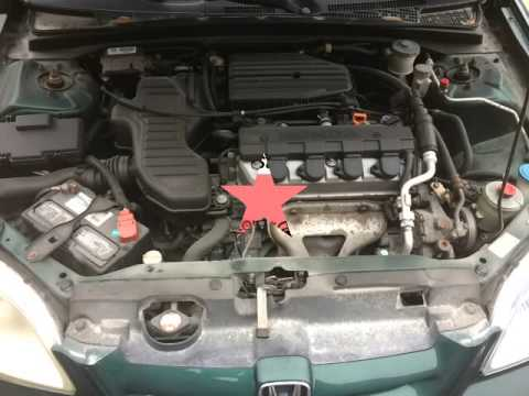 Parts For A 2002 Honda Civic Asap Car
