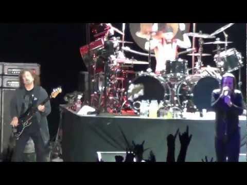Ozzy Osbourne & Friends ~ N.I.B. ~ Rockwave Festival 2012, Live in Athens, Greece (HD, 1080p)