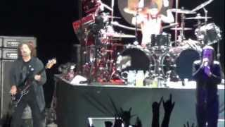 Ozzy Osbourne & Friends ~ N.I.B. ~ Rockwave Festival 2012, Live in Athens, Greece (HD, 1080p)