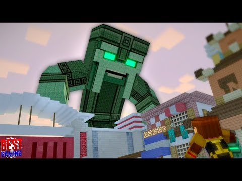 Minecraft Story Mode - Season 2 Episode 1 Full Episode (Episode 1 Hero In Residence)