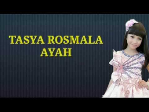 Tasya Rosmala - Ayah [Lirik Karaoke]