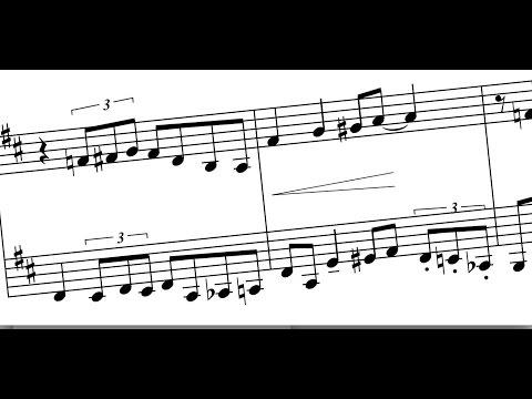 Clarinet Jazz Duet - 'Ramblin Blues'   - Intermediate