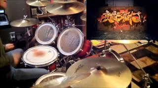 Repeat youtube video [IA] Yobanashi Decieve (Drum Cover)
