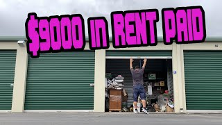 I CAN'T BELIEVE I PAID $198 FOR THIS ABANDONED STORAGE LOCKER AUCTION