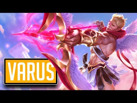 League of Legends #533: Varus ADC (CZ/Full HD/60FPS) thumbnail