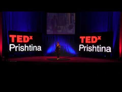Zani n'fotografi | Kaltrina Krasniqi | TEDxPrishtina