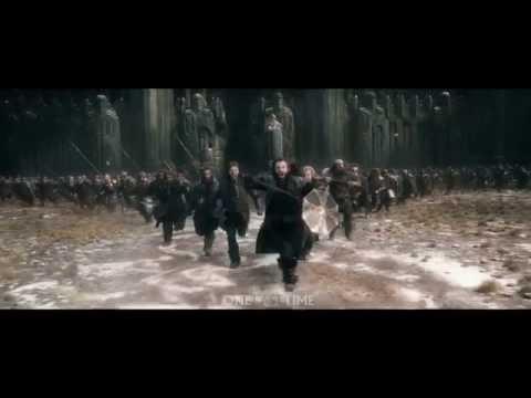 El Hobbit: La Batalla de los Cinco Ejércitos - Spot 7 subtitulado en español y en Full HD