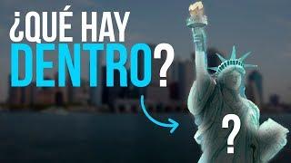Exactamente: ¿Que hay DENTRO de la estatua de la libertad?
