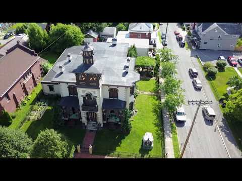 Wood's Mansion Huntingdon PA
