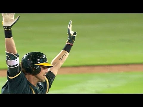 7/19/16: Reddick fuels walk-off win for Athletics
