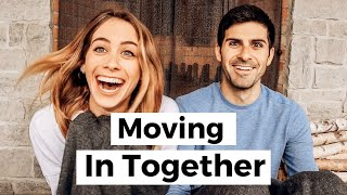 Moving In With Your Partner Before Getting Married I Relationship Advice | Lucie Fink & Michael