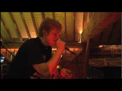 Ed Sheeran - You Need Me, I Don't Need You - Live at Barn on the Farm 2011