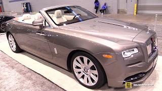 2017 Rolls Royce Dawn - Exterior and Interior Walkaround - 2017 Chicago Auto Show