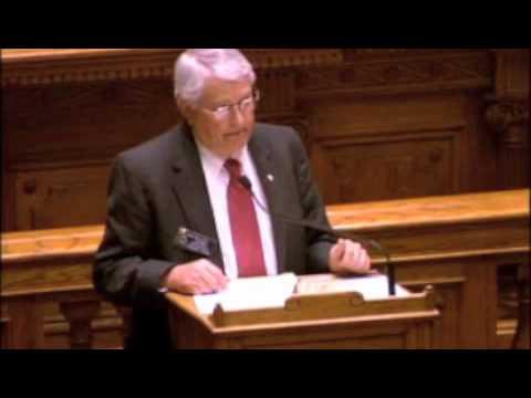 HB87 Senate Debate 041111 - Sen John Bulloch