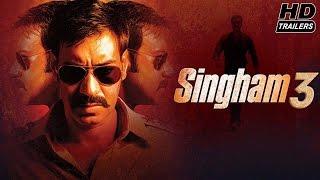 SINGHAM 3 Trailer HD AJAY DEVGAN |  Jagdish Salian