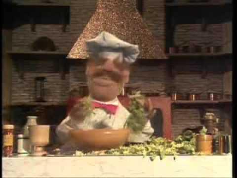 Swedish Chef - Salad