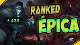 Yorick y la RANKED ÉPICA | League Of Legends