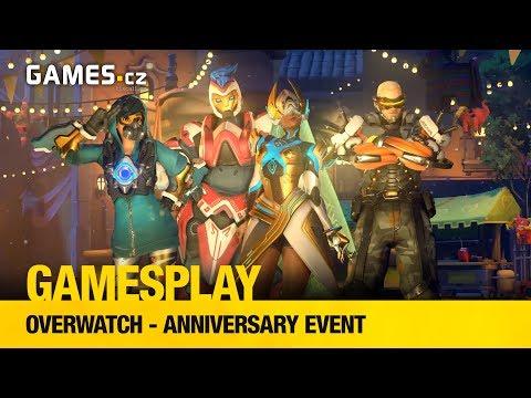 GamesPlay: Overwatch (Anniversary event)